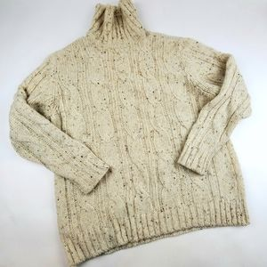 Scottish Wool Lands End Sweater
